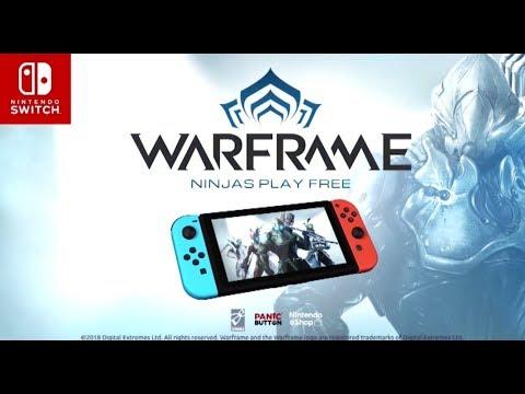 Warframe - Cowboy Becomes a Switch Space Ninja thumbnail