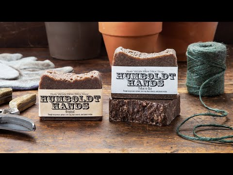 Humboldt Hands | Goat Milk Soap for Working Hands