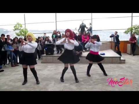 Neo Star | Diamond Princess no Yuutsu | Colegio Leonardo Murialdo
