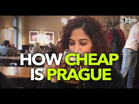 You Won't Believe How Cheap Prague Is | Curly Tales