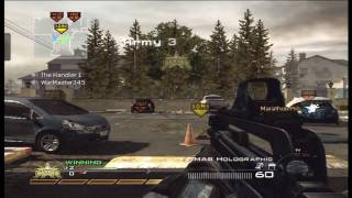 modern warefare 2 modded multiplayer game nuke in a care package and auto famas real