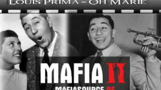 Louis Prima - Oh Marie (High Quality)