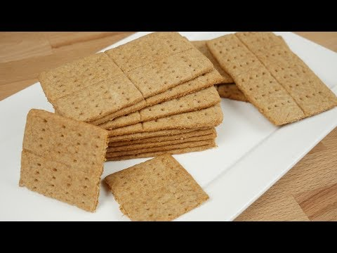 Graham Cracker Rezept I Was sind Graham Cracker?