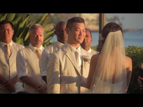 Sep 25 Moana Surfrider Wedding