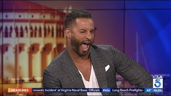 "Ricky Whittle on his Love Life & the New Season of ""American Gods"""