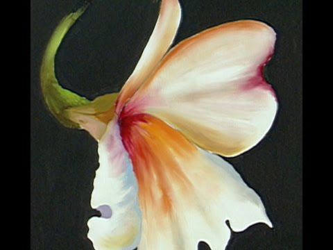 "The Beauty of Oil Painting, Series 1, Episode 13 "" Alstroemeria """