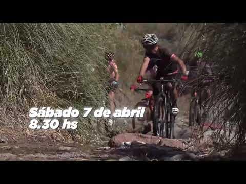 Mountain bike en Godoy Cruz
