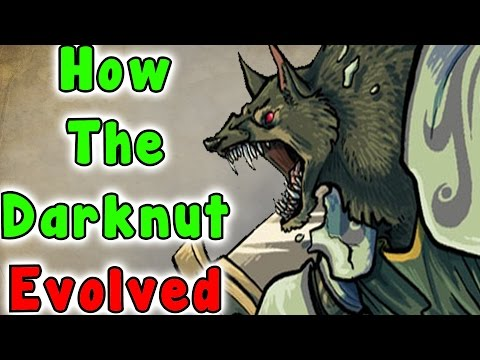 The Evolution Of The Darknut (1986 - 2016)