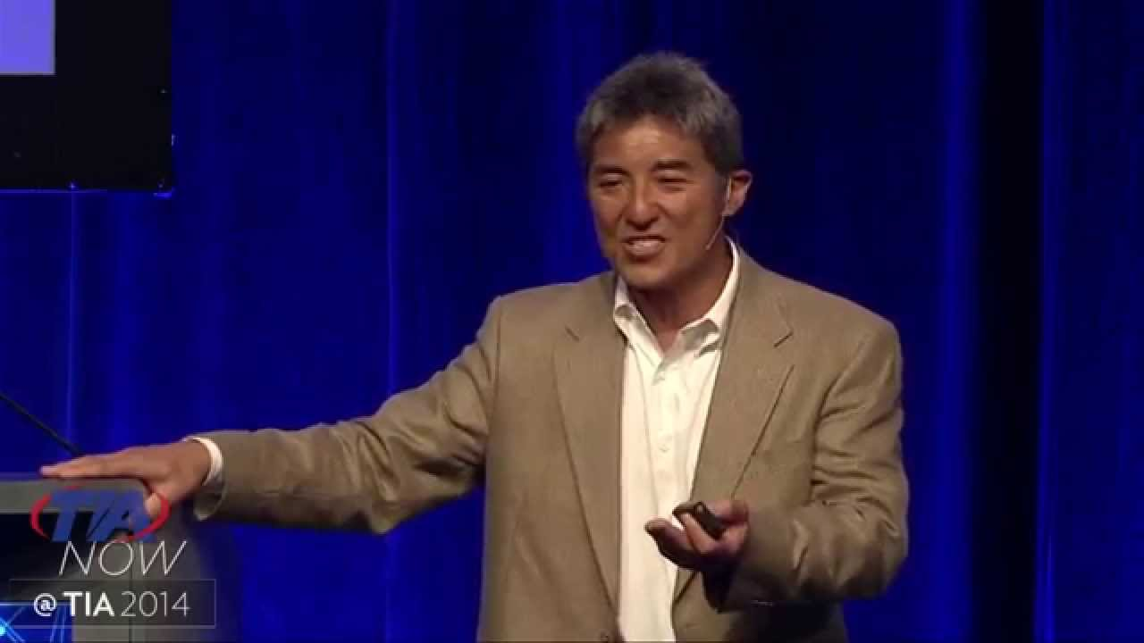 Keynote: It's About Meaning Not Money, Says Guy Kawasaki - YouTube