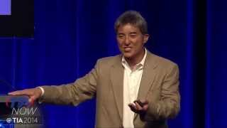 Keynote: It's About Meaning Not Money, Says Guy Kawasaki
