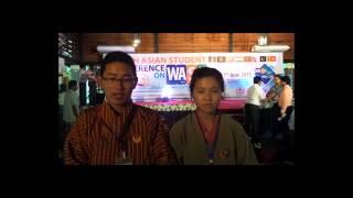 Listen to Nidup and Ugyen from bhutan