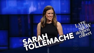 Sarah Tollemache Counts Every Step Aloud In Lieu Of A Fitbit