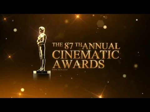 Cinematic Awards Package | After Effects Templates