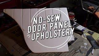 Gambar cover No Sew Door Panel Upholstery