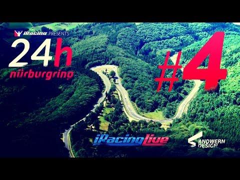 Part 4: 24 Hours Nürburgring (Hours 18-24)