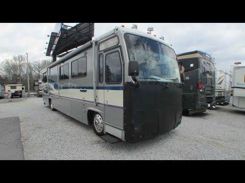 Sold 1997 Gulfstream Tourmaster 8392 Class A Diesel 325 Cummins Diesel Gen Clean 24 900 Youtube