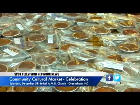 Community Cultural Market Saturday Dec. 5th