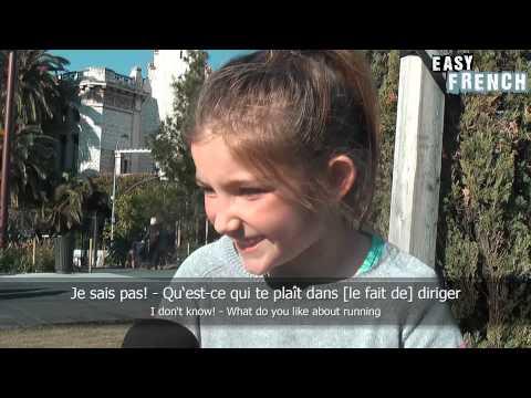 Easy French 26 - Qu'est-ce que tu veux faire quand tu seras grand? (II)