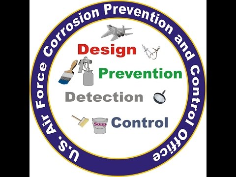 AF OSD/SSPC/Leidos developed Corrosion Control Familiarization Course 1
