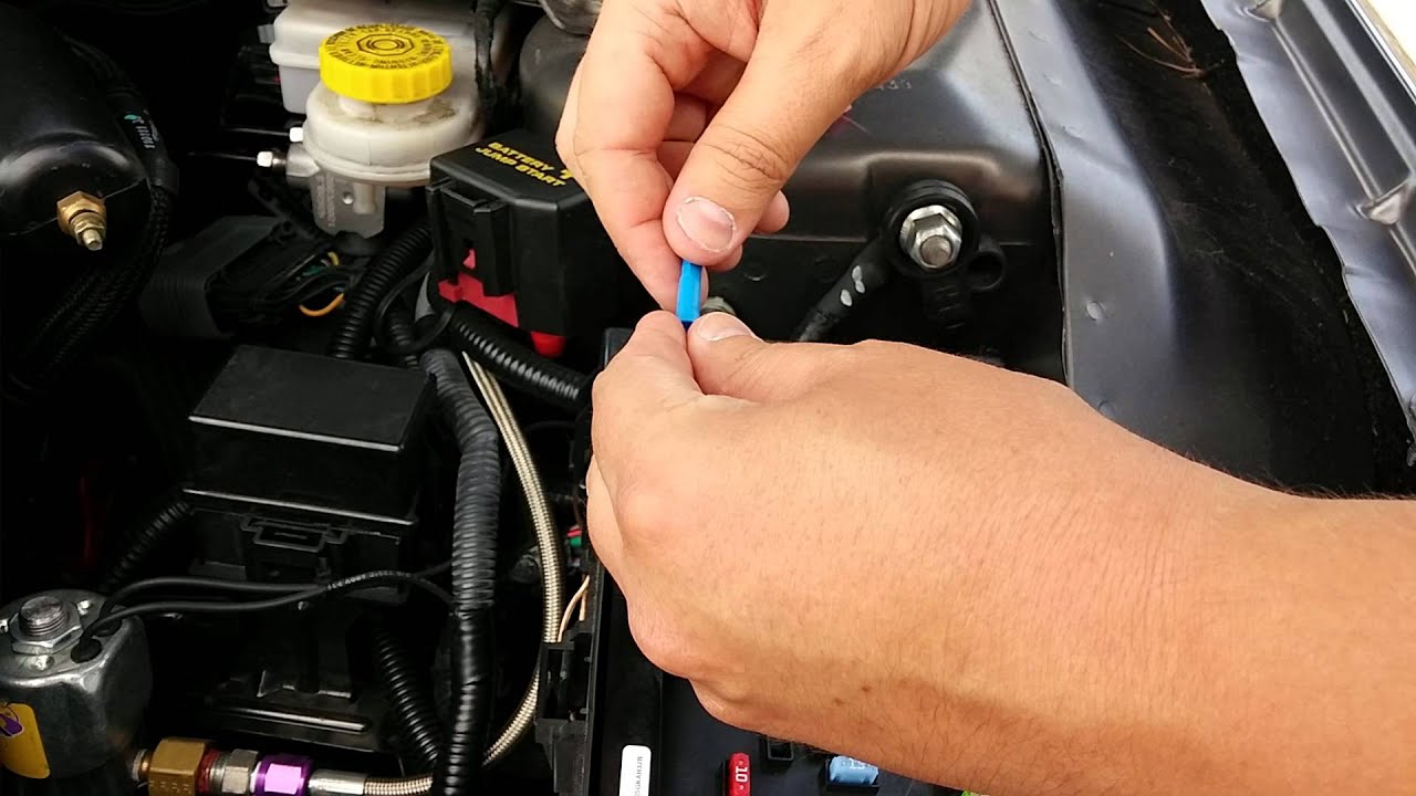 small resolution of fuse tap how to