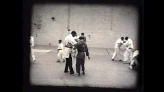1967 Bergstrom USAF Judo demo film surfaces after 46 years
