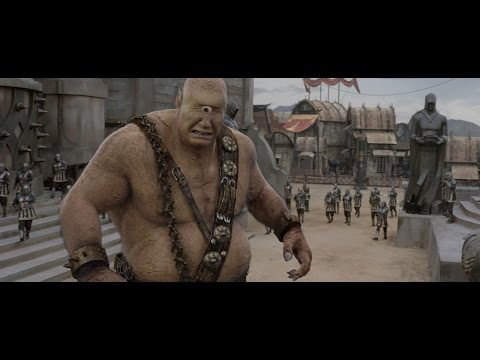 VFX BREAKDOWN OF PULI (Tamil Movie)