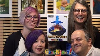 Swordcrafters - GameNight! Se6 Ep46