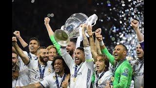 Real Madrid 12. Kez Şampiyonlar Ligi Şampiyonu!
