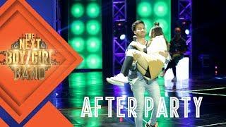 BEGINI RASANYA DIGENDONG VIDI ALDIANO | #1 AFTER PARTY | The Next Boy/Girl Band S2 GTV