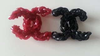 Loom Bands NL Chanel Logo