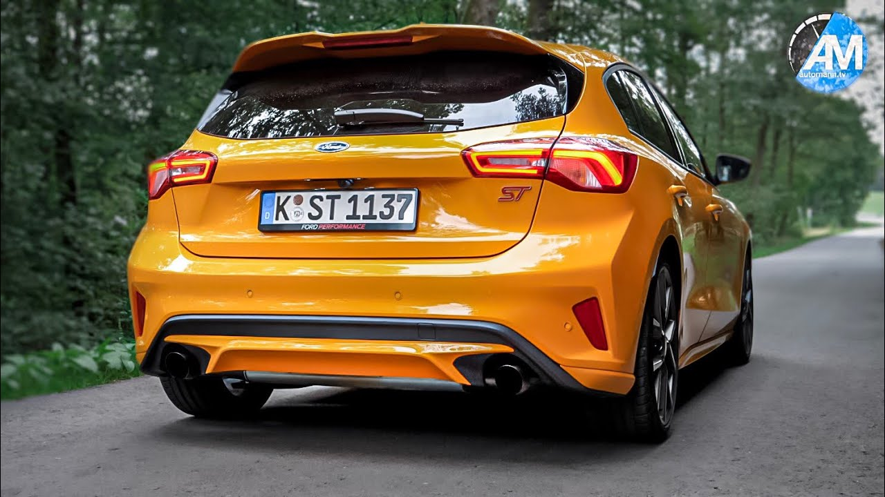 2019 ford focus st 280hp pure sound