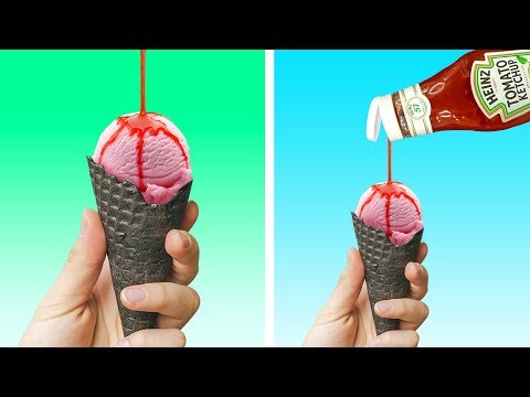 100 Shocking Food
