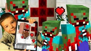 ПОБЕГ из БОЛЬНИЦЫ 2 - Майнкрафт Кока Плей Выживание - Minecraft PE 1.6.0
