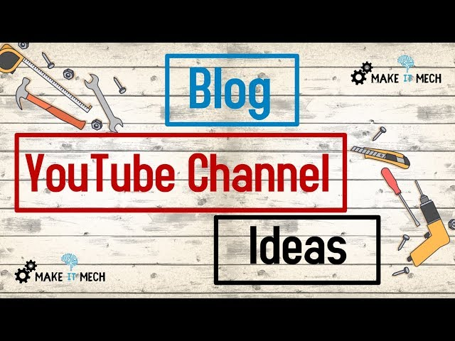 YouTube Channel Ideas | Topic ideas for starting YouTube channel & Blog