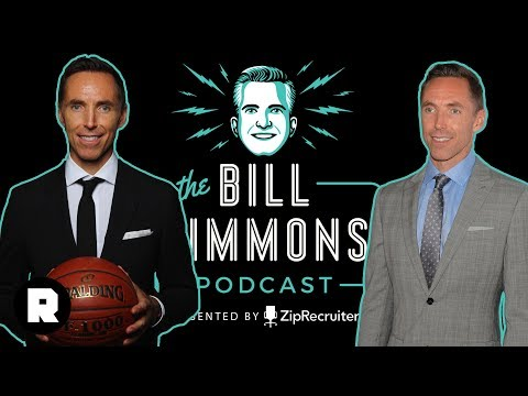 NBA Hall Of Famers, KD's Potential, And Messi Vs. Ronaldo With Steve Nash | The Bill Simmons Podcast