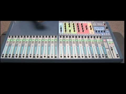 How to Assign Effects on the Soundcraft SI Expression Digital Mixer