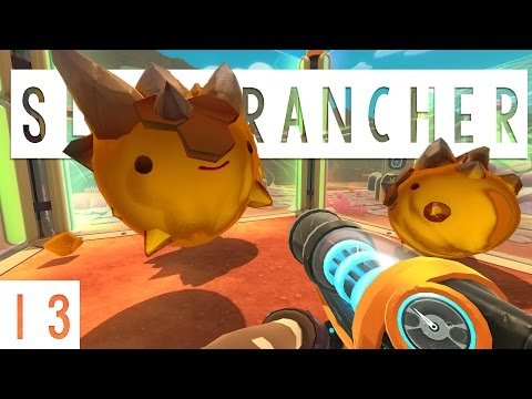 Slime Rancher Gameplay - #13 - Slime Hybrids! - Let's Play