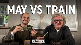 Can James May fix this train?!