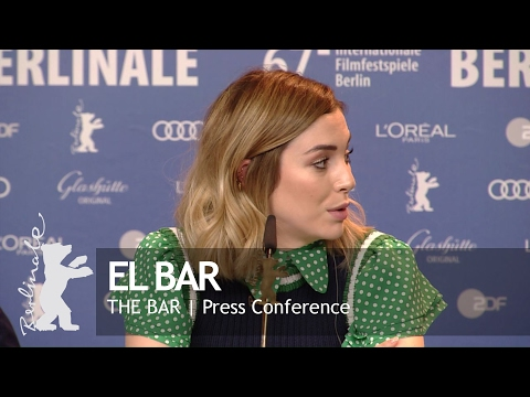 El Bar | Press Conference Highlights | Berlinale 2017