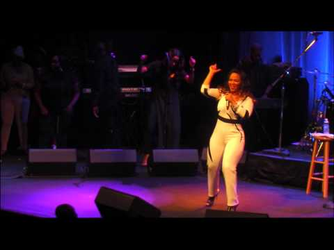 I Luh God - Erica Campbell - Live at The Howard Theatre