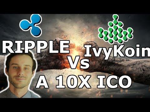 New ICO IvyKoin | 💰Will It Beat Ripple To The Banks💰| KYC KYT AML Compliant!!