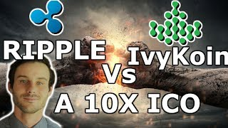 New ICO IvyKoin | 💰Will It Beat Ripple To The Banks💰| KYC KYT AML Compliant!!