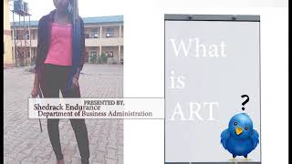 Download Shedrack Endurance  Department of Business Administration Presentation Speech MP3 song and Music Video