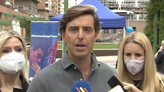 """Montesinos (PP) dice que el Congreso del PSOE es la prueba del """"fracaso político de Sánchez, el"""
