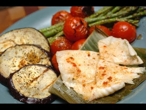 how to grill flounder fish