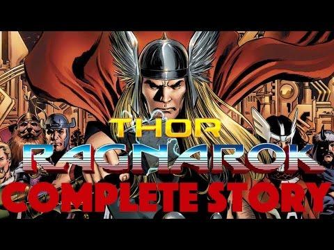 Thor: Ragnarok (Complete Story Comic)