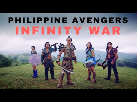Avengers: Infinity War (PHILIPPINES VERSION)   Encantadia, Bagani, Probinsyano & More