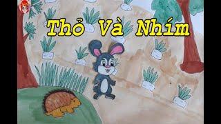 Nhím Và Thỏ. Cậu Bé Tích Chu - Truyện Cổ Tích - Phim Hoạt Hình. ChinSu TV.