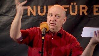 Horst Evers live beim Parkfest 2018