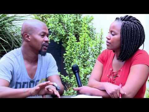 Kagiso Modupe and Mapaseka Koetle talk Mangi and Dintle
